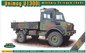 Unimog U1300L 2t truck (4x4)