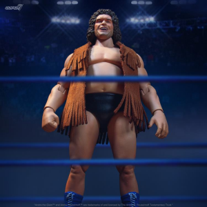 Wrestling Action Figure Ultimates: ANDRE' THE GIANT by Super7
