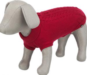 Maglioncino rosso Kenton per cani Trixie