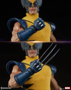*PREORDER*  Marvel Action Figure: WOLVERINE by Sideshow Collectibles