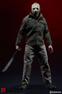 *PREORDER* Friday the 13th Part III Action Figure: JASON VOORHEES by Sideshow Collectibles