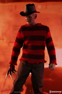 *PREORDER* Nightmare on Elm Street 3  - Dream Warriors Action Figure: FREDDY KRUEGER by Sideshow Collectibles