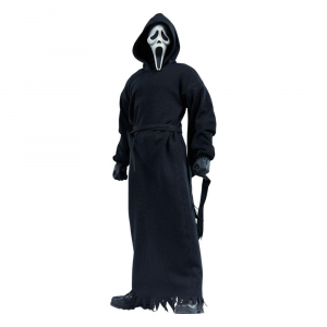 *PREORDER* Scream Action Figure: GHOST FACE by Sideshow Collectibles