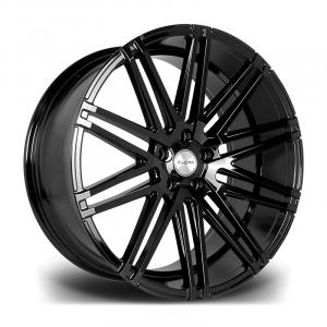 Cerchi in lega  RIVIERA  RV120  20''  Width 10   5X120  ET 40  CB 72.6    Gloss Black