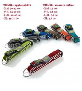 Hunter - Collare Hilo Vario Plus - L/XL