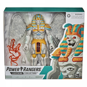 *PREORDER* Power Rangers Lightning Collection: SERIE MONSTER COMPLETA 2021 by Hasbro