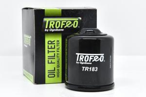22TR183 FILTRO OLIO TROFEO SCOOTER CON MOTORE PIAGGIO 300 C.C. (HF183)