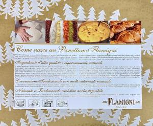 Panettone classico Cappelliera e Torrone Supremo- Flamigni S.r.l. Forlì