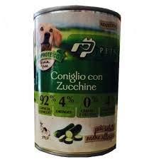 DISUGUAL - PROFESSIONAL PETS UMIDO CONIGLIO E ZUCCHINE 400 GR