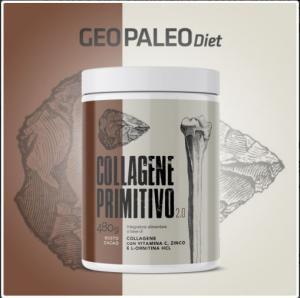 SCORTA 10 PEZZI Collagene Primitivo Cacao - Pelle più morbida, anti-Rughe, meno Dolori articolari
