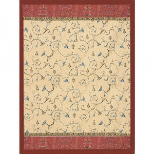 Bassetti Plaid Granfoulard 180x250 cm OPLONTIS v.8 bordeaux