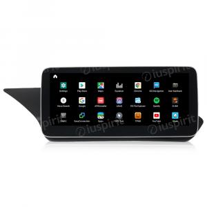 ANDROID navigatore per Mercedes Classe E W212 E200 E230 E260 E300 S212 2013-2014 NTG 4.5 10.25 pollici 4GB RAM 64GB ROM Octa-Core Car Play Android Auto Bluetooth GPS WI-FI