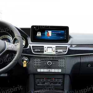 ANDROID navigatore per Mercedes Classe E W212 E200 E230 E260 E300 S212 2015 NTG 5.0 10.25 pollici 4GB RAM 64GB ROM Octa-Core CarPlay Android Auto Bluetooth GPS WI-FI