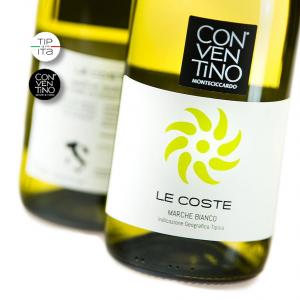 Le Coste IGT - Vino Bianco BIO 2019 - 75cl