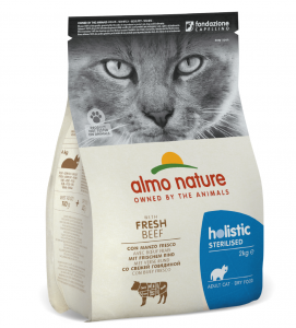 Almo Nature - Holistic Cat Functional - Sterilised - 2 kg
