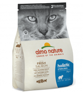 Almo Nature - Holistic Cat Functional - Sterilised - 2 kg