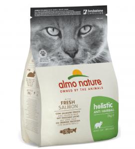 Almo Nature - Cat - Holistic Anti Hairball - 2 kg