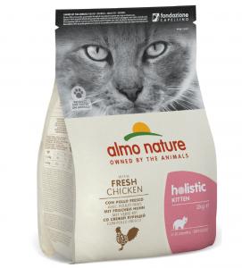 Almo Nature - Holistic Cat - Kitten - Pollo - 2 kg