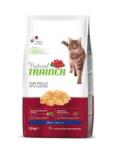 Trainer Natural Cat - Adult - 1.5 kg