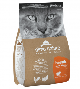 Almo Nature - Holistic Cat Maintenance - Adult - 2 kg