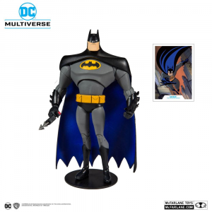 DC Multiverse: The Animated Series Action Figure - Batman by McFarlane Toys