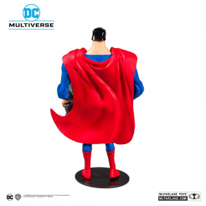 DC Multiverse: The Animated Series Action Figure - Superman by McFarlane Toys