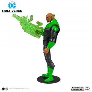 DC Multiverse: The Animated Series Action Figure - Green Lantern by McFarlane Toys