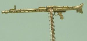 MG 42 machine gun