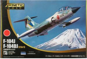 F-104J F104DJ