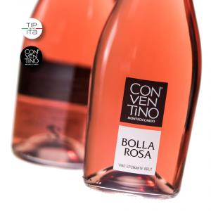 Bolla Rosa - Vino Spumante Brut Rosè - 75cl
