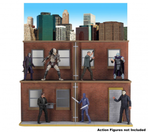 Diorama: Originals Street Scene by Neca