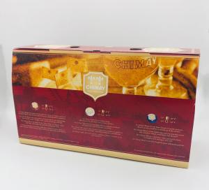 Birra Chimay- 3 Bottiglie Mix CL.33 + 1 Bicchiere
