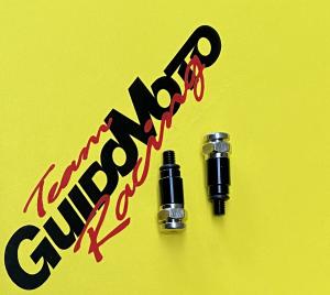 00-0261 SFIATO NERO OLIO FORCELLE M5 X 0.8 mm