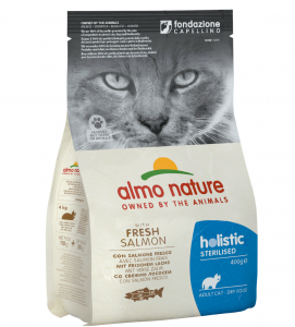 Almo Nature - Holistic Cat Functional - Sterilised - 400 g