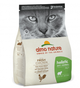 Almo Nature - Cat - Holistic Anti Hairball - 2 kg
