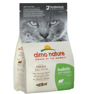 Almo Nature - Holistic Cat Functional - Anti Hairball - 400 g