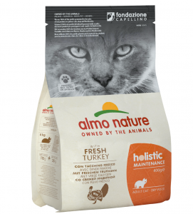 Almo Nature - Holistic Cat - Adult- 400 g