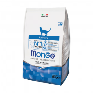 OFFERTA!!! 3X2 MONGE NATURAL SUPERPREMIUM GATTO 400GR
