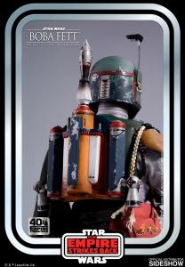*PREORDER* Star Wars Episode V Action Figure: BOBA FETT by Hot Toys