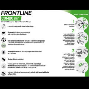FRONTLINE COMBO SPOT ON  CANI  (peso superiore a 40 kg)