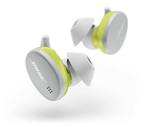 Bose Sport Earbuds Cuffia Auricolare Bianco
