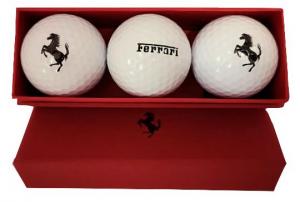 Ferrari Set Palline da Golf