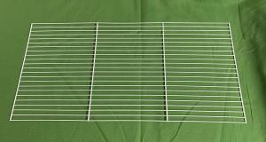 GRIGLIA SCORREVOLE BIANCA PER COVA 45 ( cm 43.5 x 22.5 )