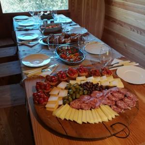 Cena con lo chef in Lunoteca