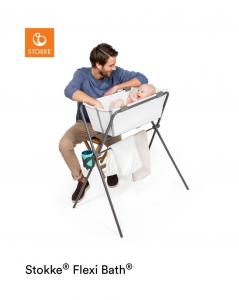 Kit bagnetto Stokke Flexibath +Newborn + Stand
