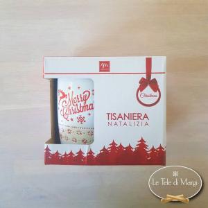 Tisaniera Merry Christmas Bianca