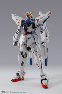 *PREORDER* Metal Build Gundam: F91 CHRONICLE WHITE by Bandai