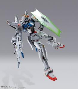 *PREORDER* Metal Build Gundam: F91 CHRONICLE WHITE by Bandai