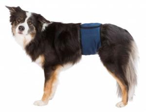 Trixie - Pannolini per Cani Maschi Lavabili - L