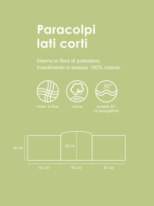 Morbido Paracolpi Lettino Neonato e Bambino Lavabile Protezione Avvolgente Imbottitura Spessore 4 Cm Tessuto Cotone Certificato - Made In Italy - Colore Verde related image